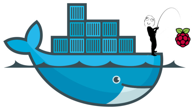 Docker & Raspberry Pi, perfect combo! | Luis Toubes